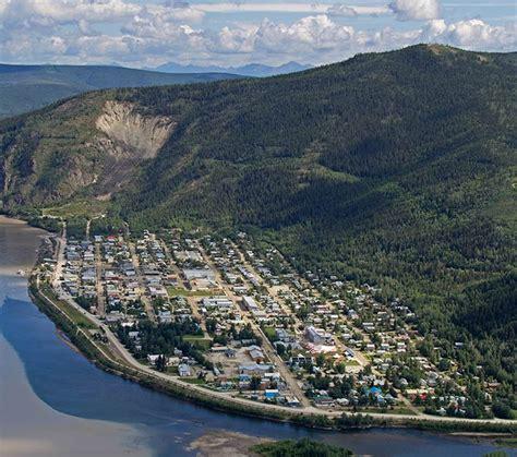 Incredible Houses by Dawson City Yukon Heart Of The Klondike Travel Guide
