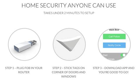 korner home security indiegogo apr 22 kornersafe