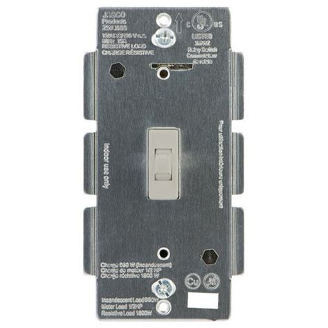 z wave light switch no neutral jasco z wave dimmer wall toggle switch no neutral required