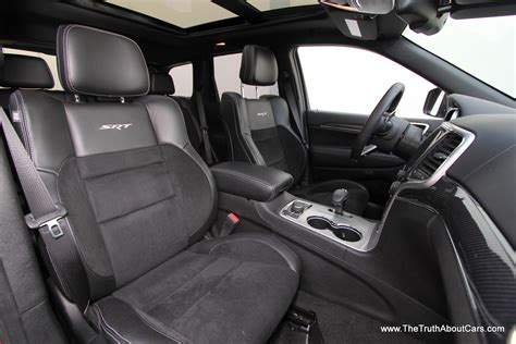 jeep grand interior 2014 jeep grand cherokee exterior 015 the truth about cars