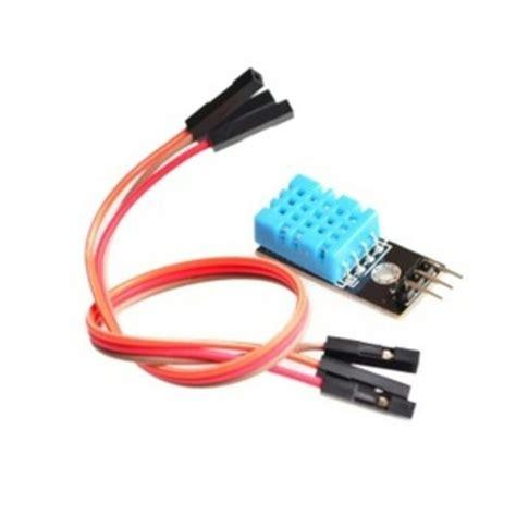 Sensor Kelembaban Dht11 Modul dht11 temperature and humidity module sensor untuk arduino jual arduino jual arduino jogja