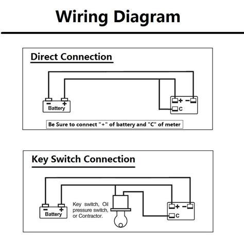 48v battery meter wiring diagram 32 wiring diagram