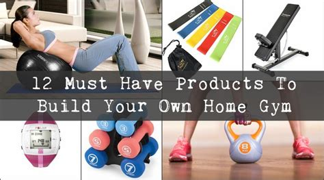 12 must products to build your own home