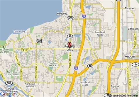 seattle map federal way map of extended stay america seattle federal way federal way