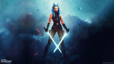 Kaos Starwars 3 wars ahsoka by wojtekfus on deviantart