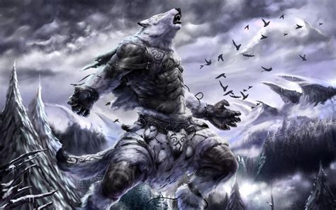 werewolf backgrounds   pixelstalknet