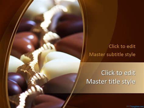 premium chocolate  template