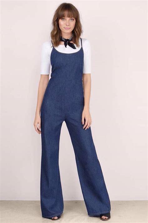 Js Layla Jumpsuit Layla wash jumpsuit blue jumpsuit denim jumpsuit 28 00