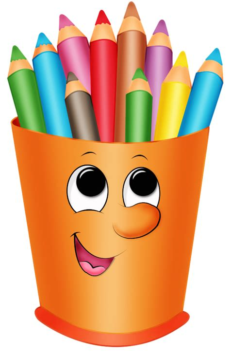 imagenes de utiles escolares animadas 3397851 png
