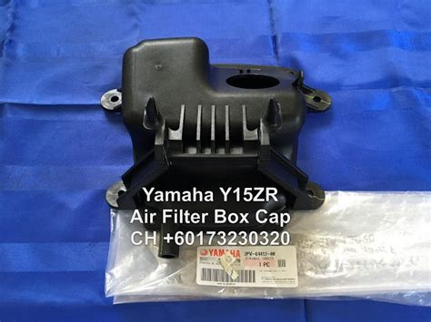 Spare Part Yamaha Mx King ch motorcycle store yamaha y15zr air filter box cap