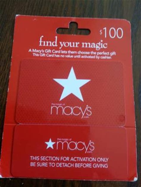 Macy Gift Card Other Stores - free 100 macy s gift card ten day auction gift cards listia com auctions