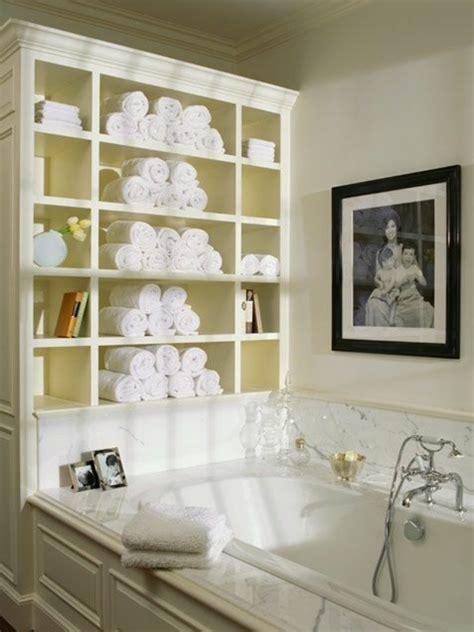 wandschrank ideen badezimmergestaltung ideen farben und muster