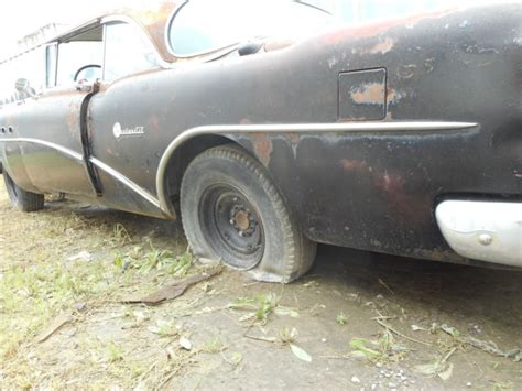 Cars Buick Parts 1954 Buick Roadmaster 2 Dr Ht With 54 Roadmaster 4 Dr