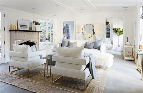 white and gold room white gold living room living room