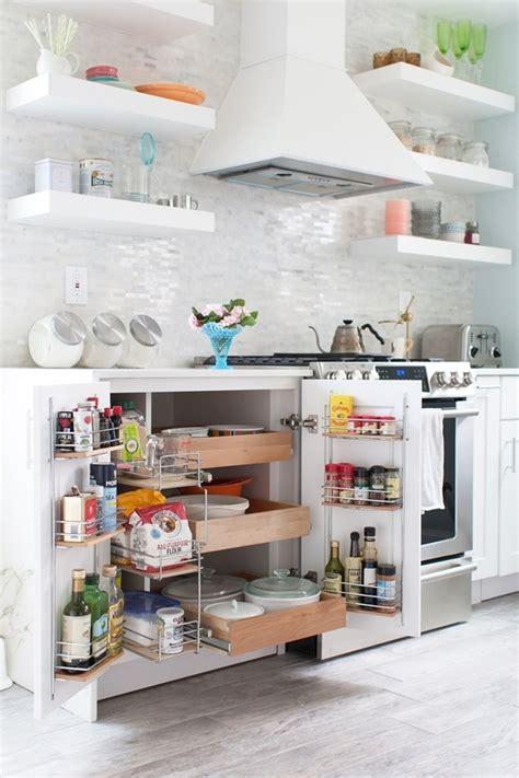 armarios de cocina 8 soluciones inteligentes de almacenamiento en la cocina