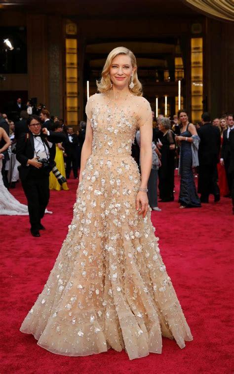 A Closer Look At The Oscars Cate Blanchett by Los 10 Vestidos M 225 S Caros Que Han Pasado Por La Alfombra
