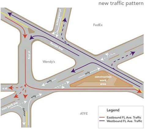 traffic pattern ne demek traffic pattern changes at new york avenue and florida
