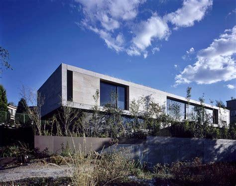 glass and concrete house house la punta by central de arquitectura