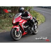 Hyosung Developing A 250cc Single Cylinder Bike For India