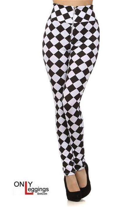 harlequin pattern tights plus size harlequin leggings the else