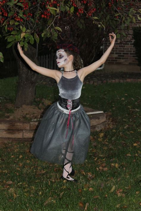 zombie ballerina tutorial 66 best halloween images on pinterest halloween stuff