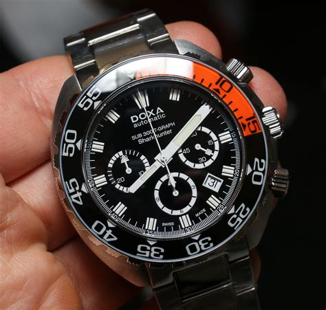 doxa sub 300t graph chronograph watches on page 2