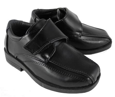 school shoes size 12 small boys formal smart wedding school shoes