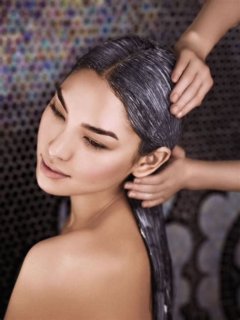 Hair Treatment hair spa treatment make ur days fresh