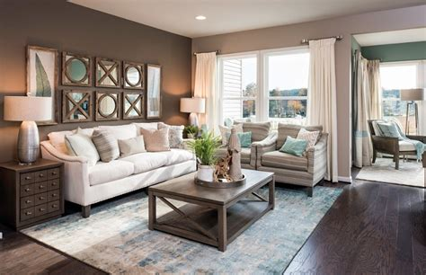 New Model Home Interiors Pulte Partners With Rachael For New Model Home Styles At Shipley Homestead And Webb