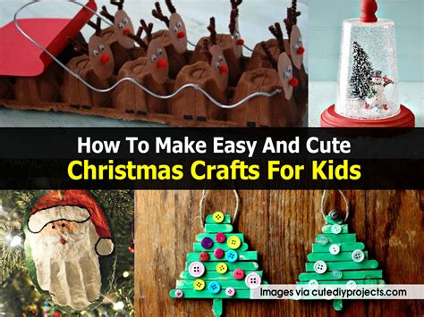 how to make easy crafts how to make easy and crafts for