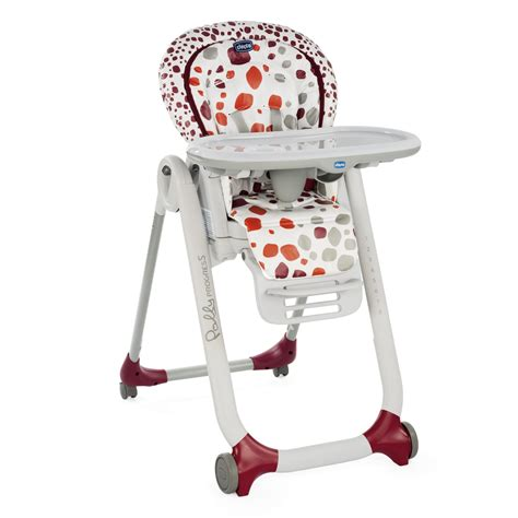 Chaise Polly Chicco by Chicco High Chair Polly Progres5 2018 Cherry Buy At