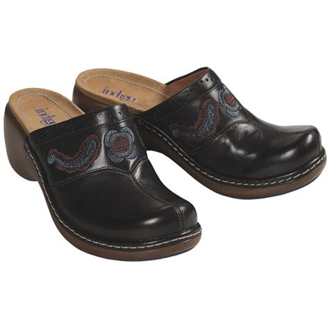 clarks clogs for indigo by clarks atlantic clogs for save 50