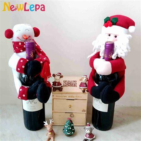 Cover Sendok Garpu Cutlery Santa Natal Ornamen buy wholesale natal from china natal wholesalers aliexpress