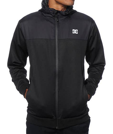 Jaket Flace Dc Batik dc sunday shouting tech fleece jacket