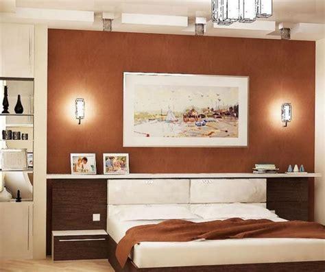 parete mensole mensole da letto