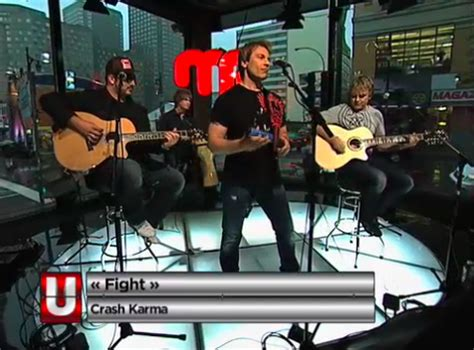 Lcd Screen Protector 15 19 By Aiti canadian rock band crash karma performs in juzd