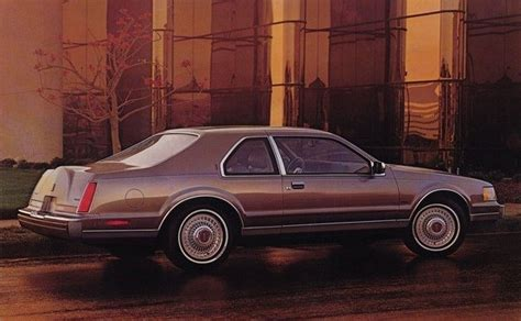 lincoln v11 automotive history lincoln contintental vii the