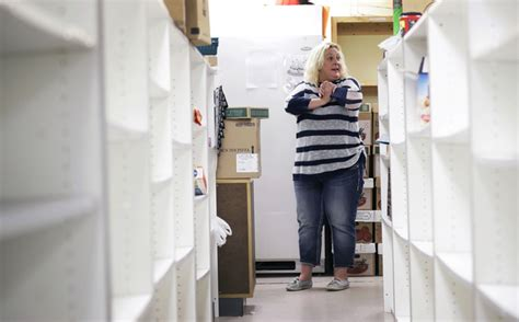 small iowa town a window into hunger problem in rural us