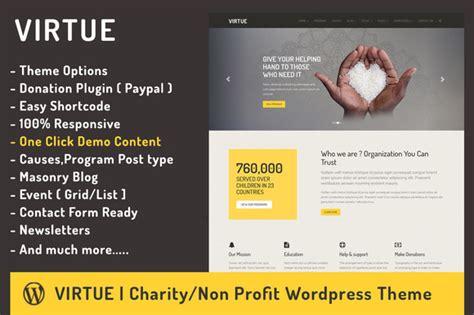 theme virtue blog virtue charity wordpress theme wordpress themes nulled