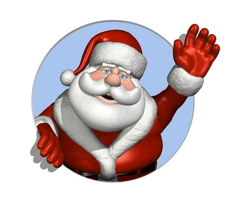 santa clipart free large images