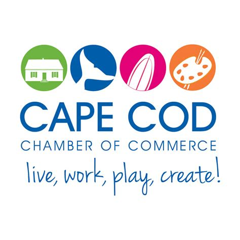 cape cod chamber of commerce logo design marquis