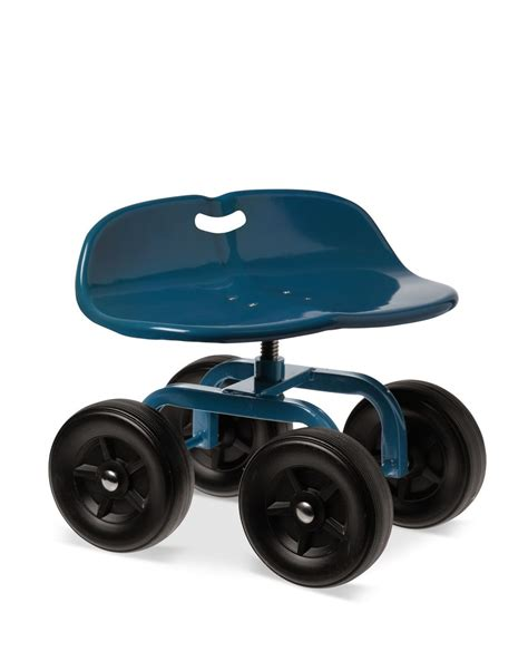 gardening stool on wheels bar stools garden seat on wheels