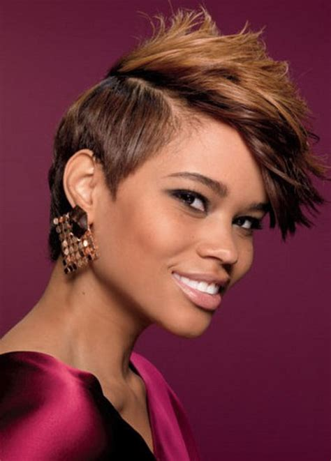 images of short trendy haircuts on full figured women short hairstyles for full figured women