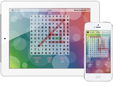 Word Search Iphone Word Search Multilingual For Iphone Android Ithinkdiff Net