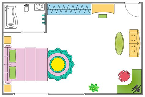 easy free 2d room layout with images software easy 2d architectural design software
