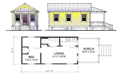 small guest house plans plans for a small guest house