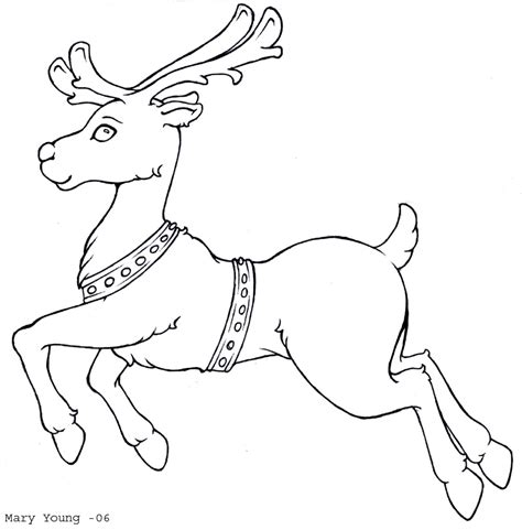 coloring pages of baby reindeers reindeer coloring pages az coloring pages