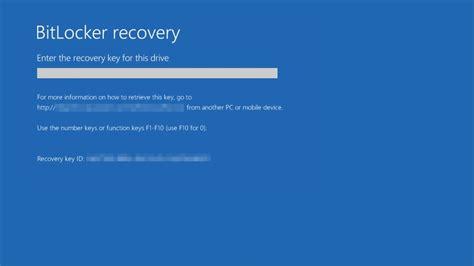 reset windows password bitlocker finding a lost bitlocker recovery key superseded youtube