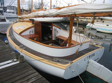 paris marine used boats varnishing a wooden boat with organic linseed oil marine