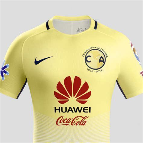 imagenes nike club america club america home kit 2016 17 nike news